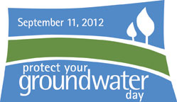 Protect Your Groundwater Day Logo 2012